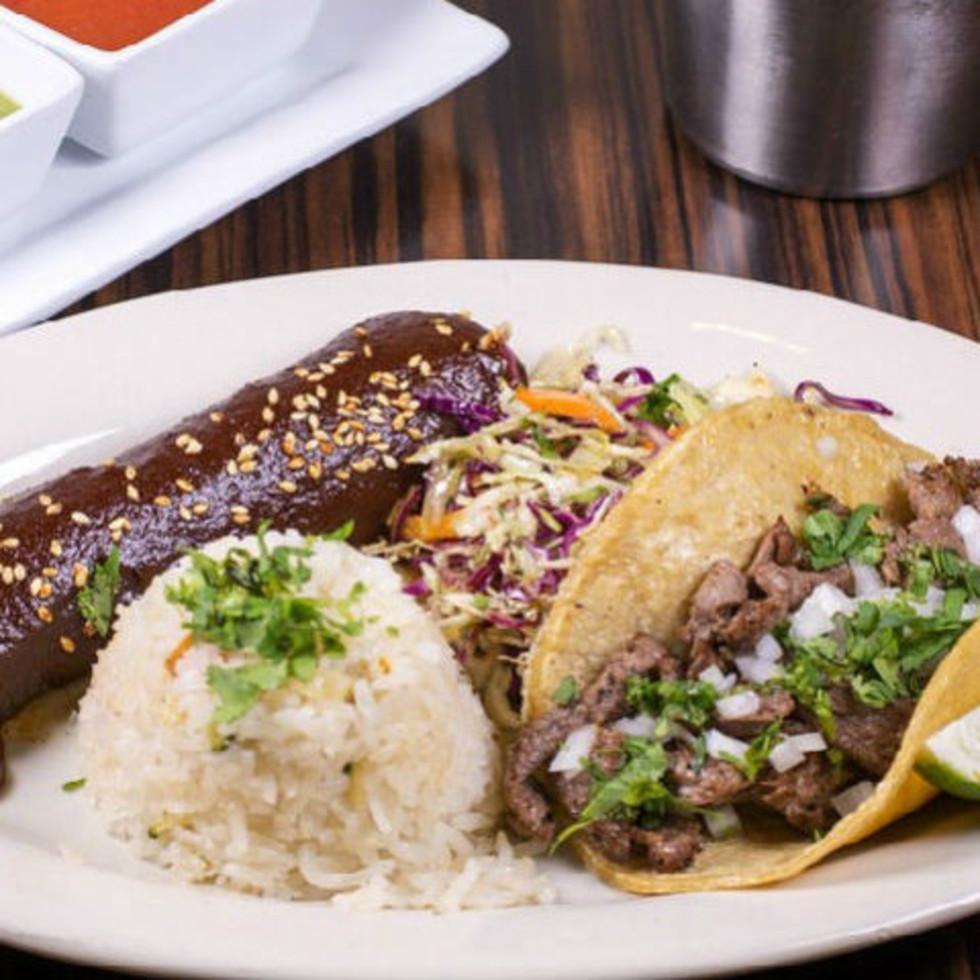 Mesero Mexican restaurant in Dallas