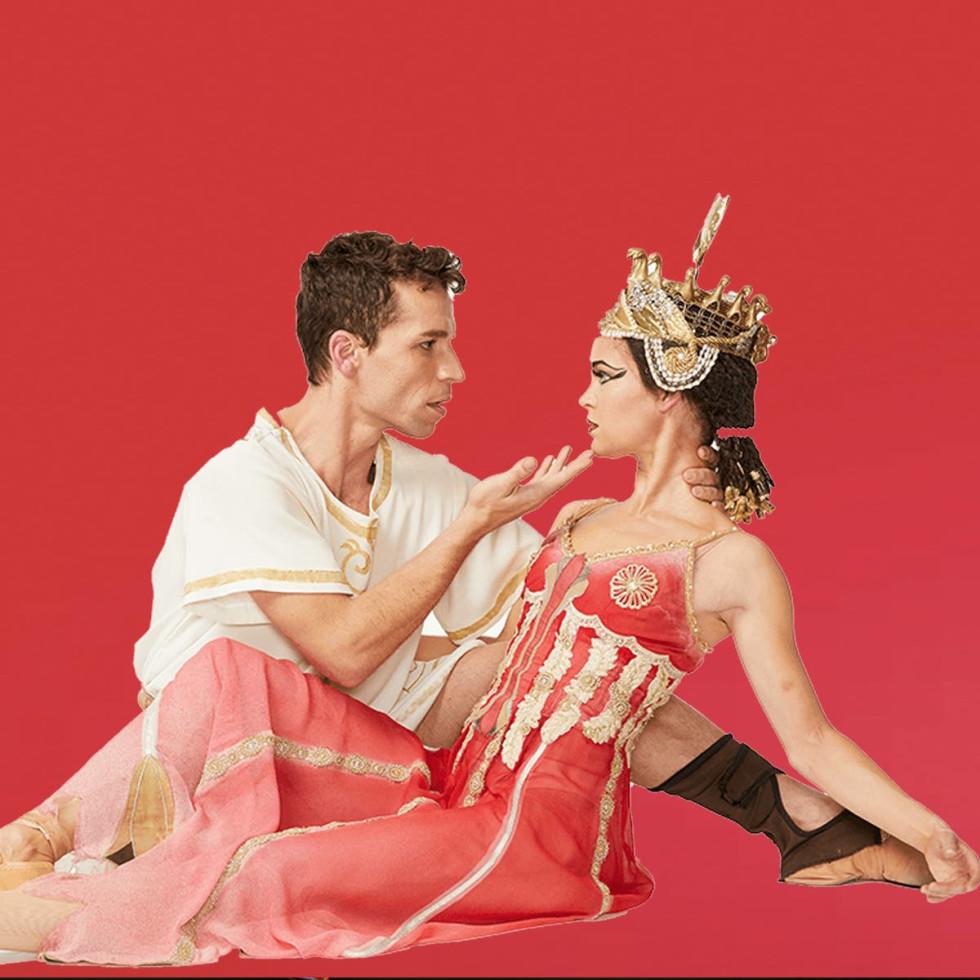 Texas Ballet Theatre presents Cleopatra