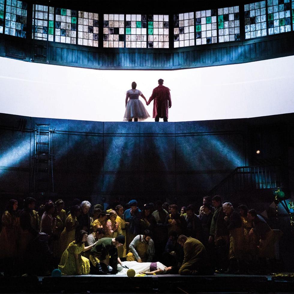 Houston Grand Opera presents The Flying Dutchman
