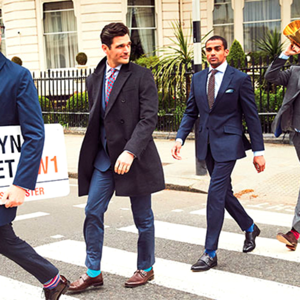 Houston fashion mens suits Charles Tyrwhitt