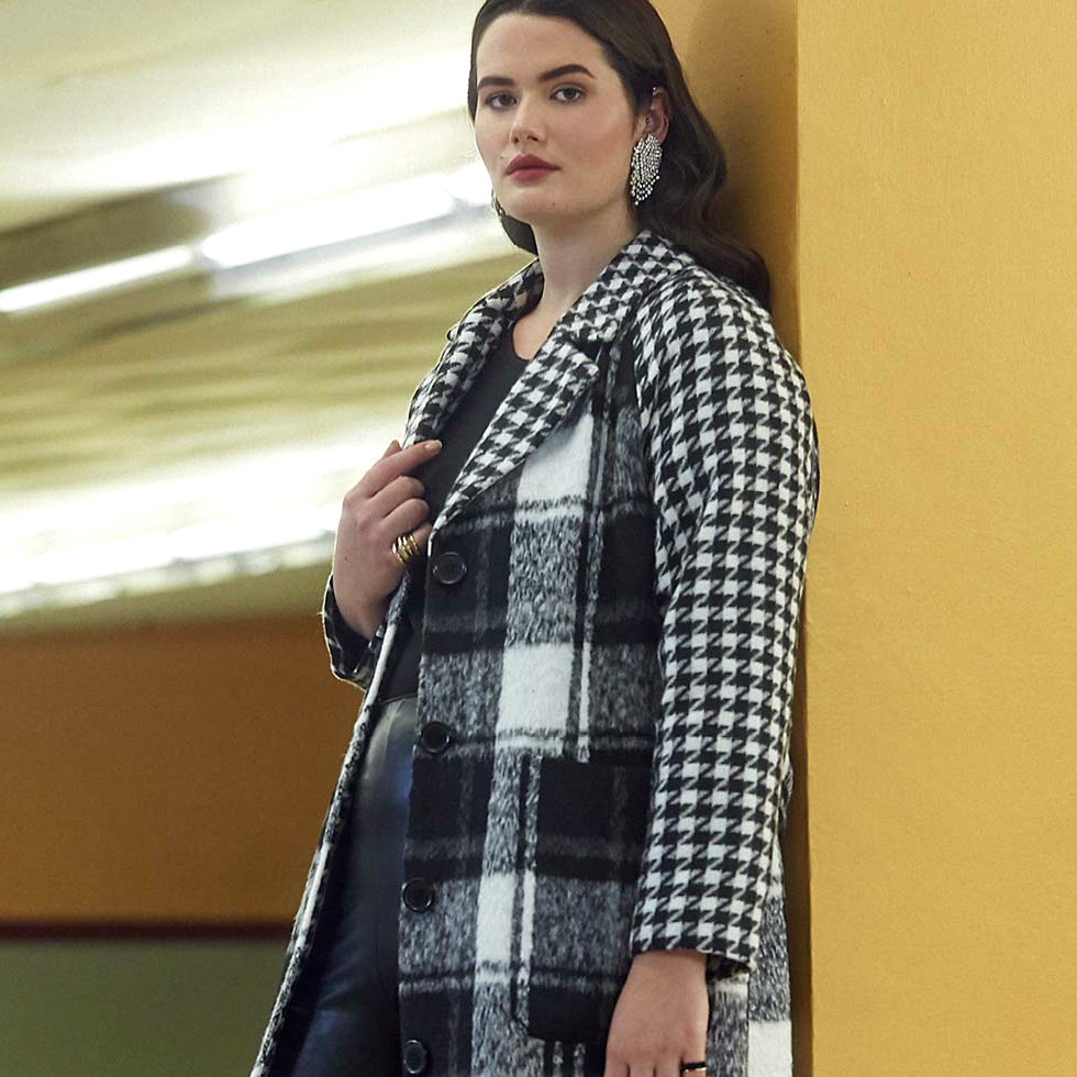Houston fashion Eloquii plus size