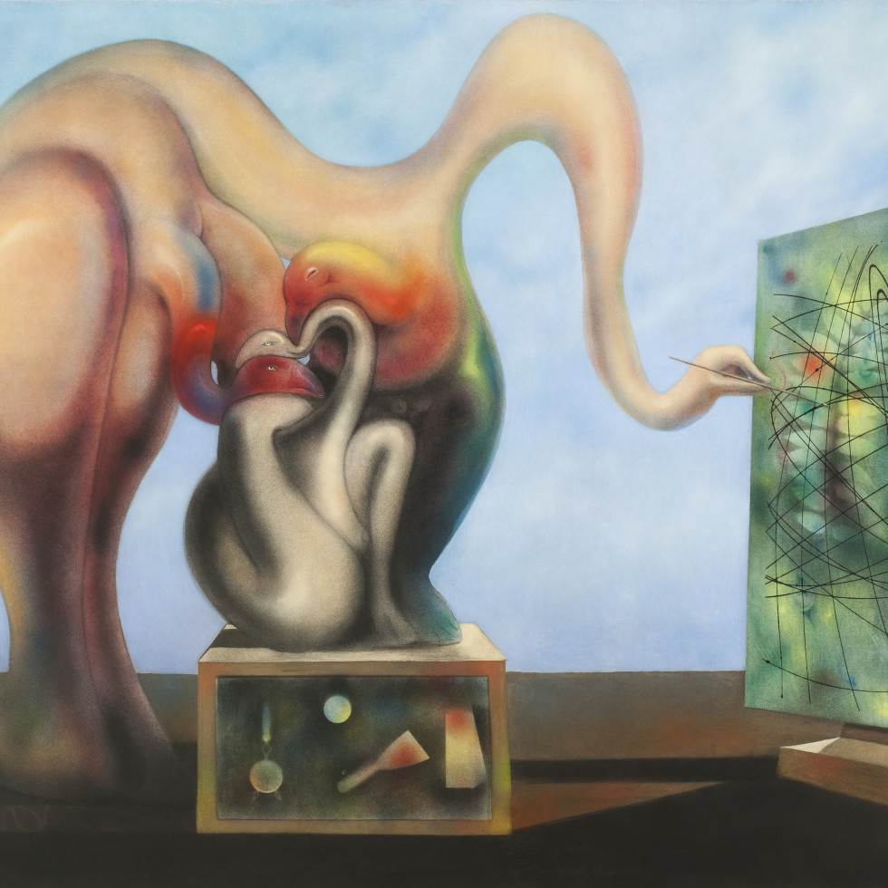 Menil Collection: Max Ernst, Surrealism and Painting