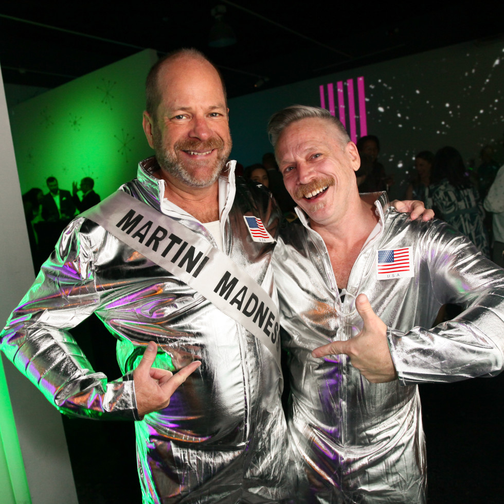 Martini Madness at HCCC 2018