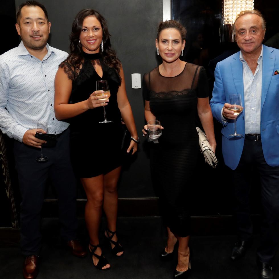 Dean Lim, Camelia Georgiana Marta, Vivian Lombardi, Alberto Lombardi
