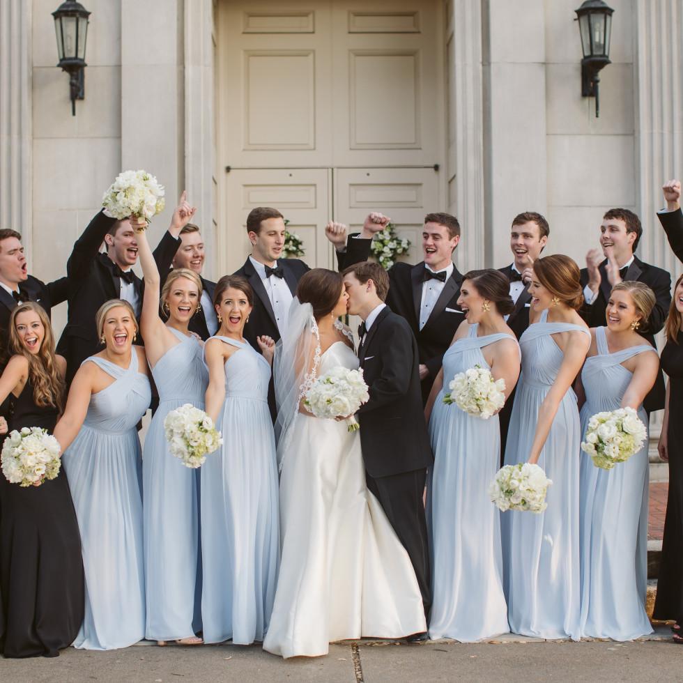 James wedding