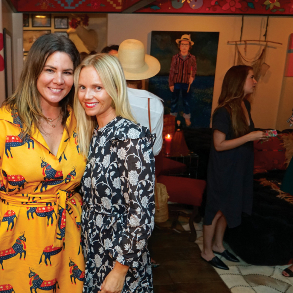 Texas Monthly Spaces Katie Kime, Anne Campbell