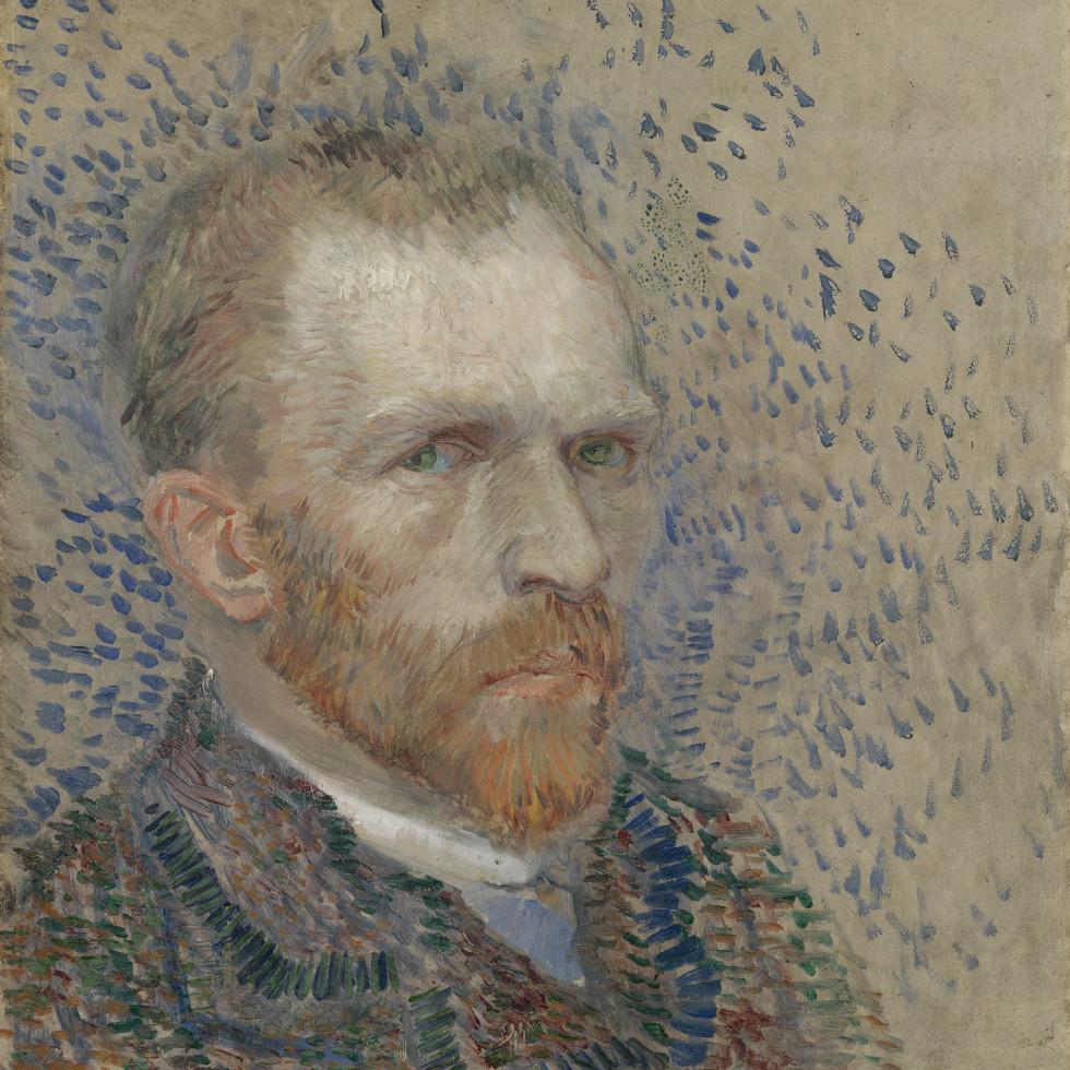 MFAH:Vincent van Gogh: His Life in Art, Self-Portrait