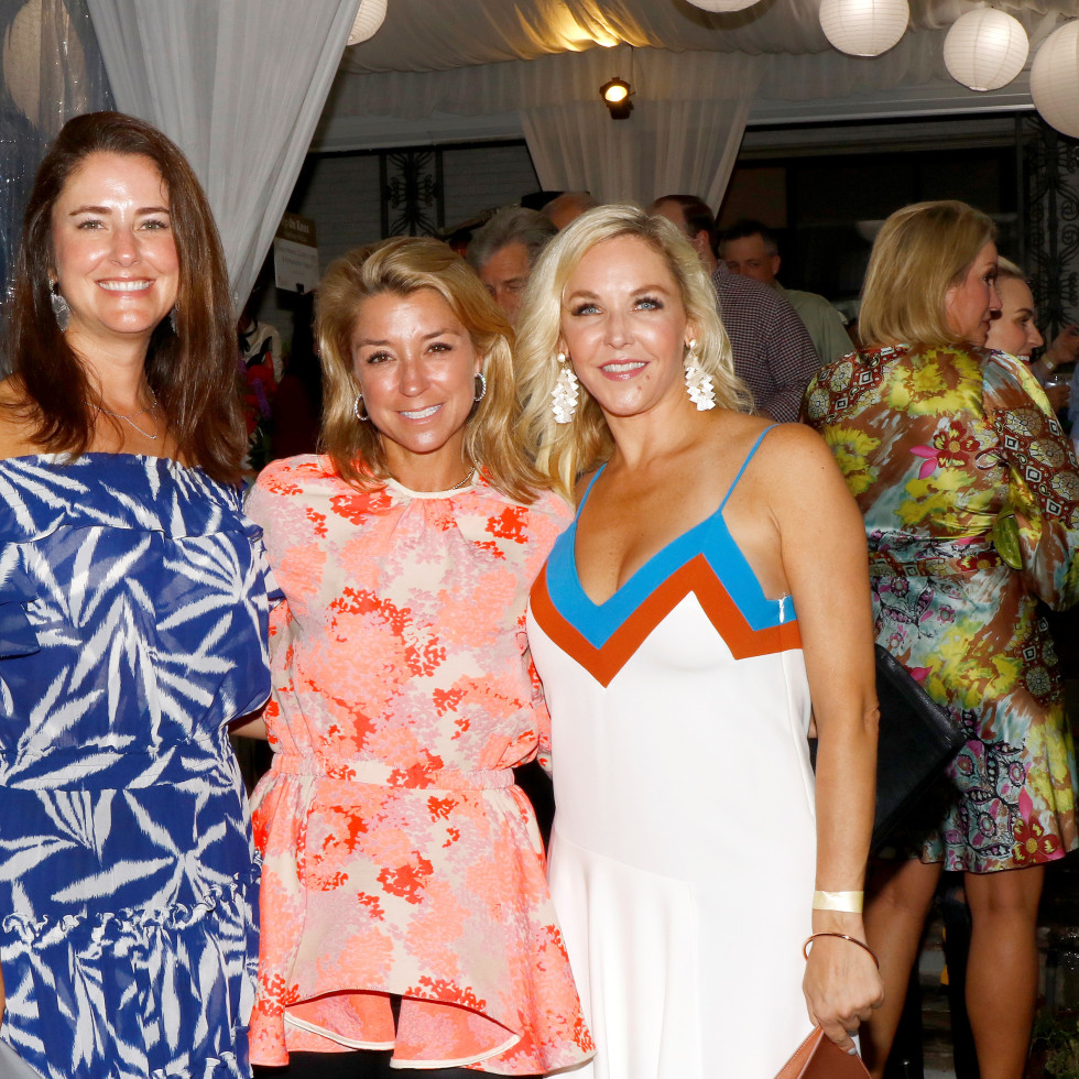Blair Hearthfield, Kristen Woolery, Jen O'Neal