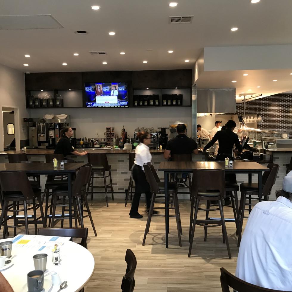 Harry's Restaurant coffee bar