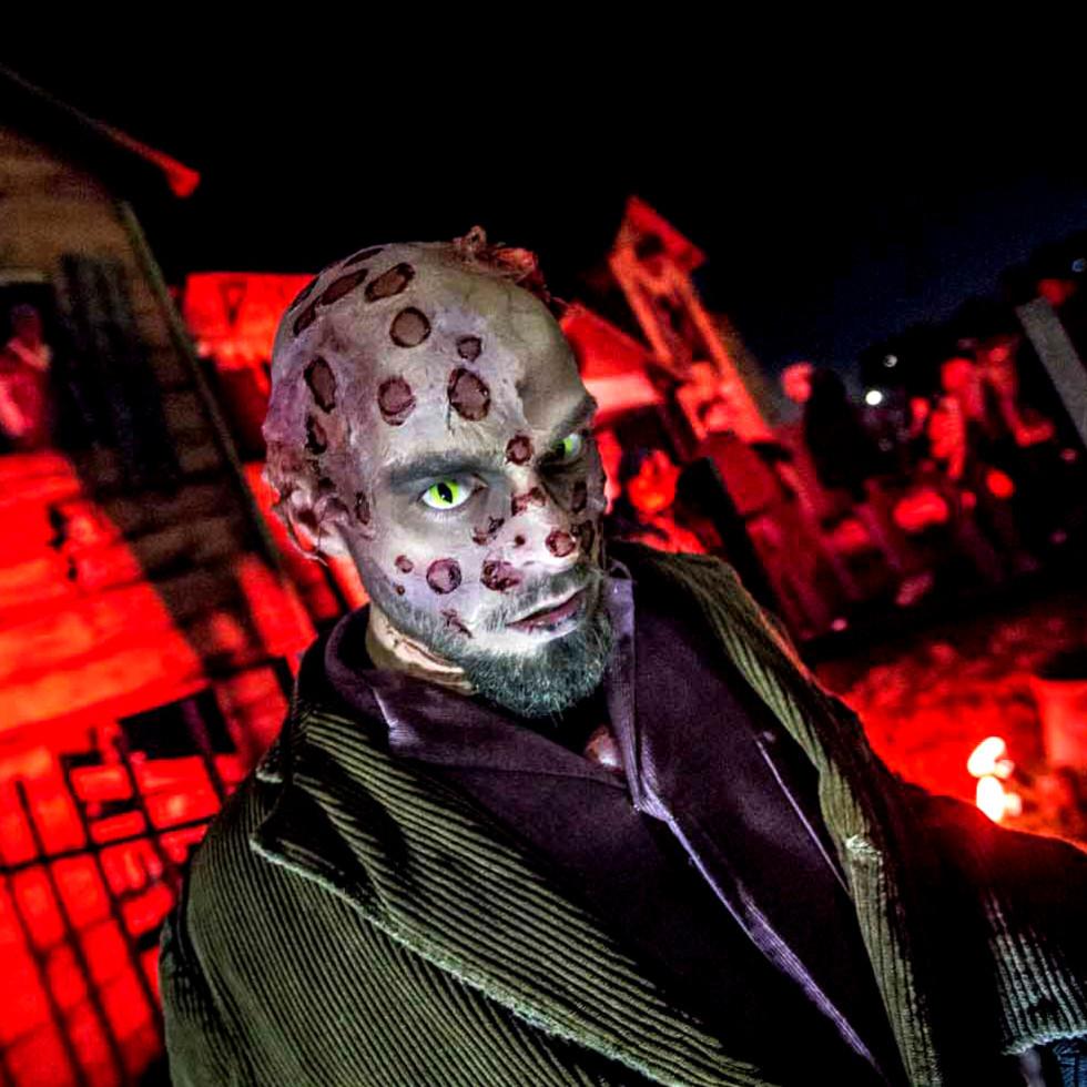 ScreamWorld zombie undead walking dead