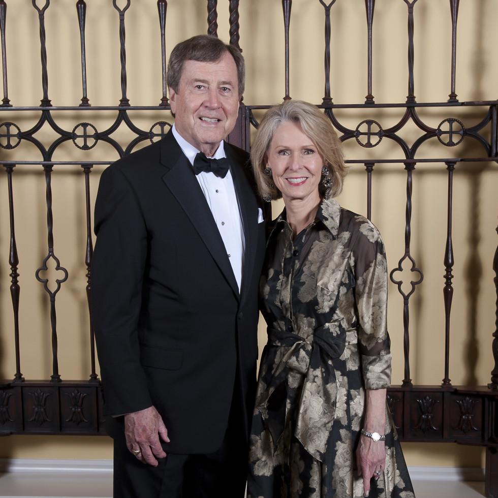 Gail Turner, Gerald Turner
