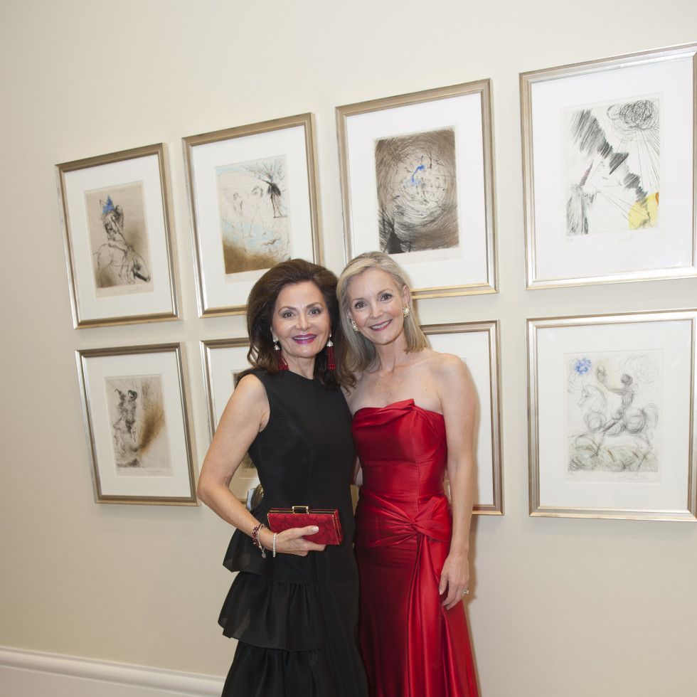 Melinda Knowles, Katherine Coker