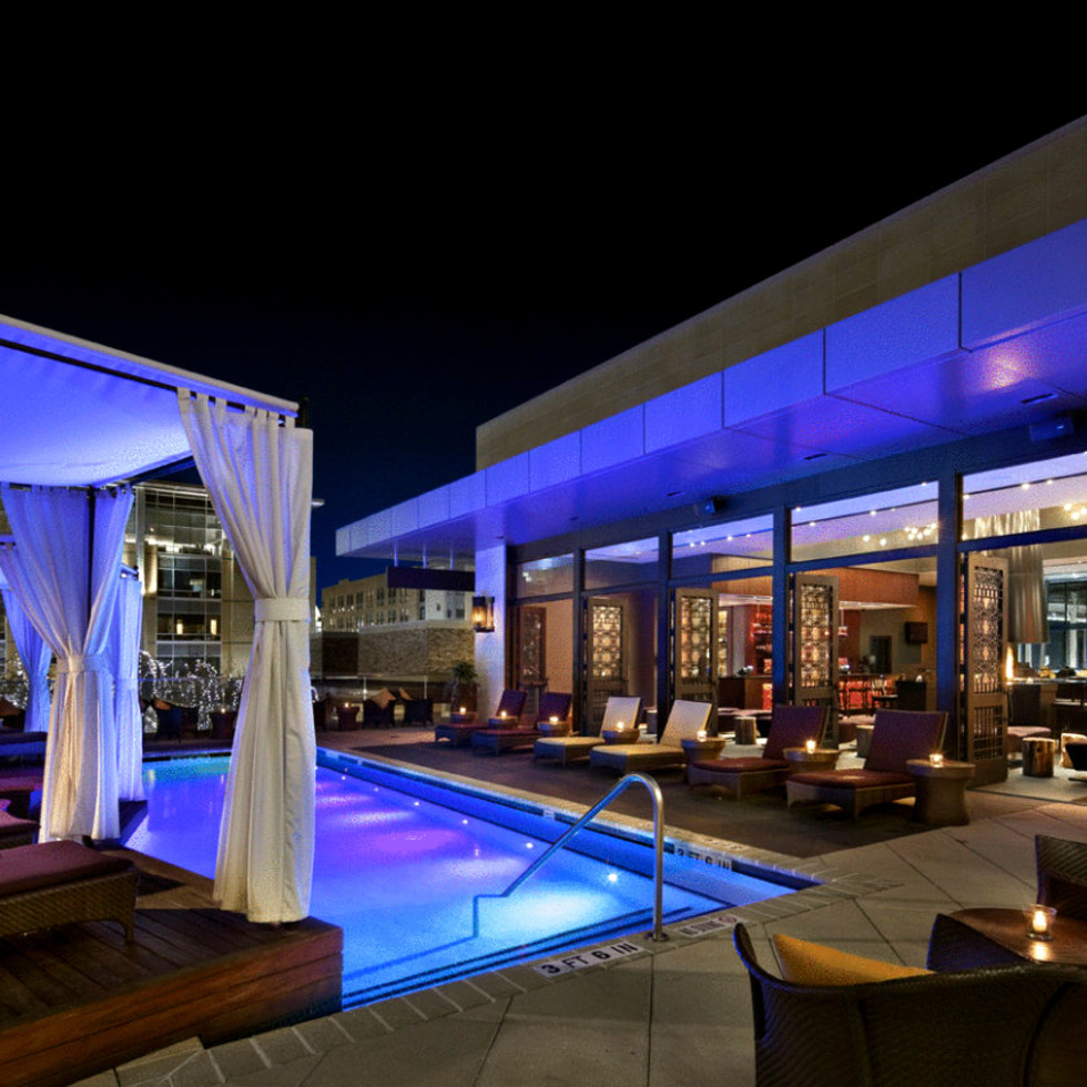 Hotel Sorella pool