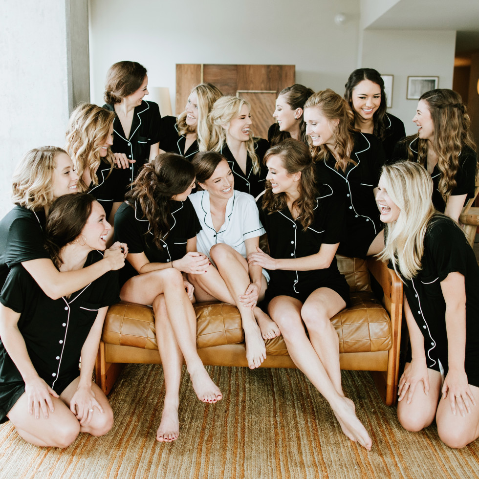 South Congress Hotel wedding