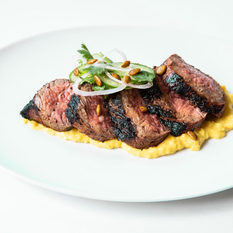 Indianola Santa Maria steak
