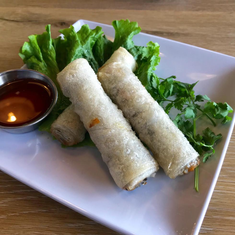 Sing Cuc Lam Imperial egg rolls