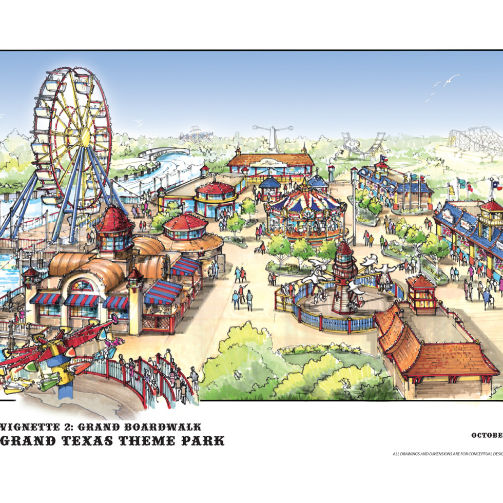 Grand Texas plans November 2013 Grand Boardwalk