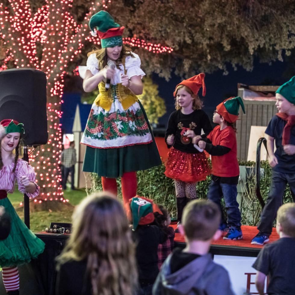 Christmas at Hilton Anatole