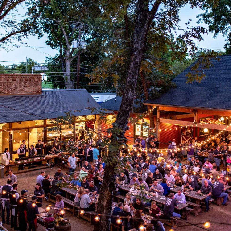 Banger's Expansion beer garden