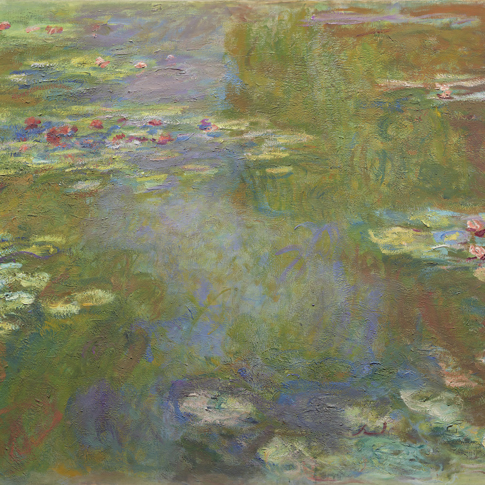 Kimbell Art Museum presents Monet: The Late Years