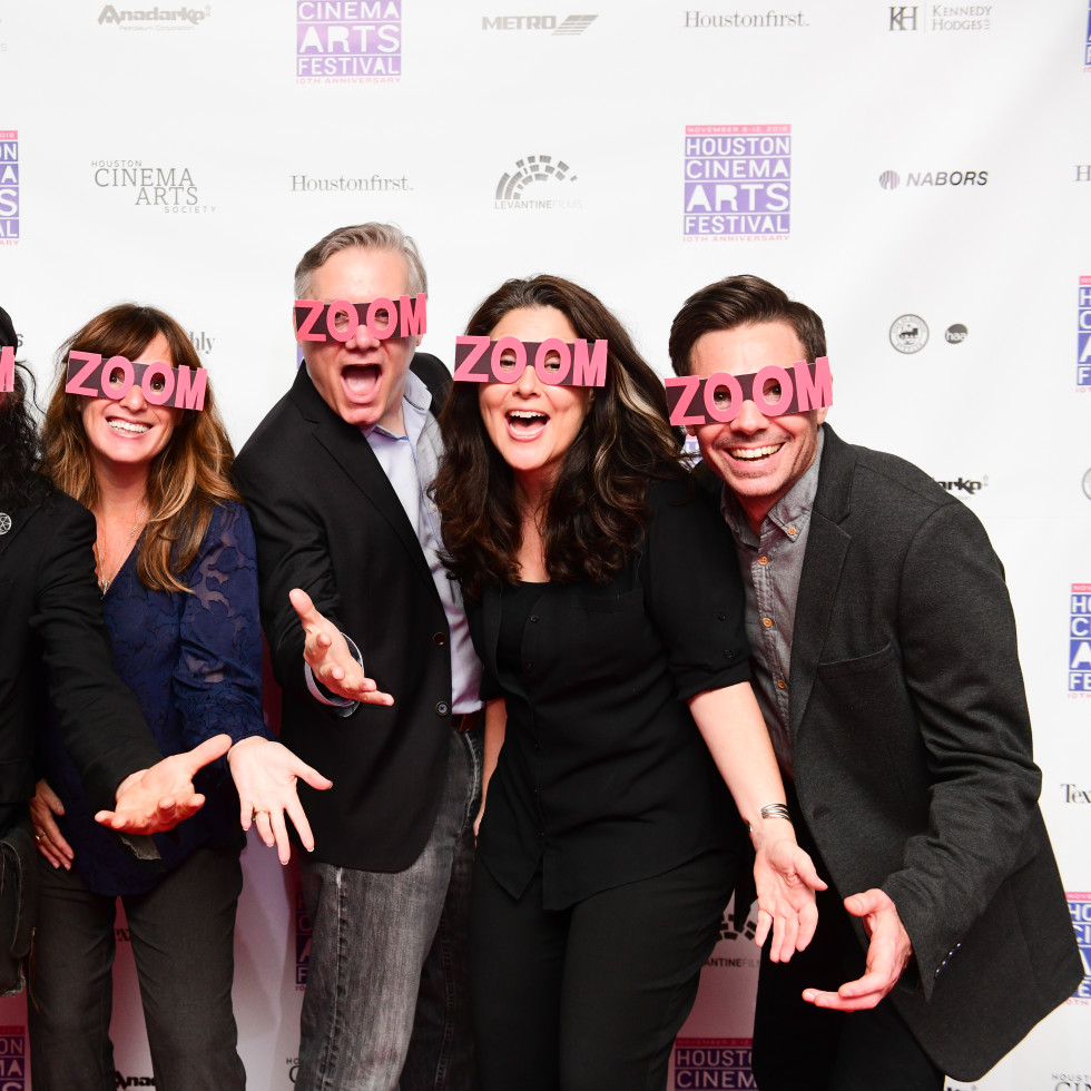 HCAF 2018 Opening Night:Don Bolles, Amanda Spain, Steve Young, Dava Whisenant, Ozzy Inguanzo