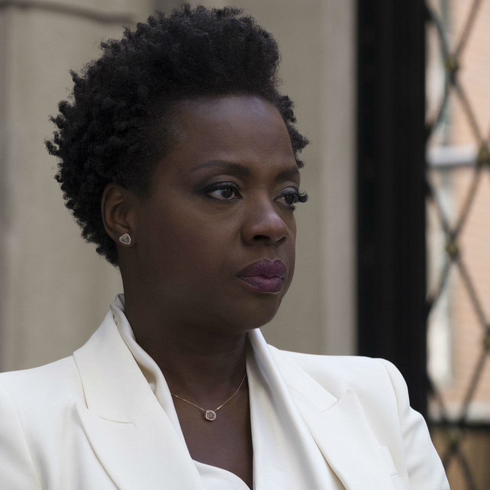 Viola Davis in Widows