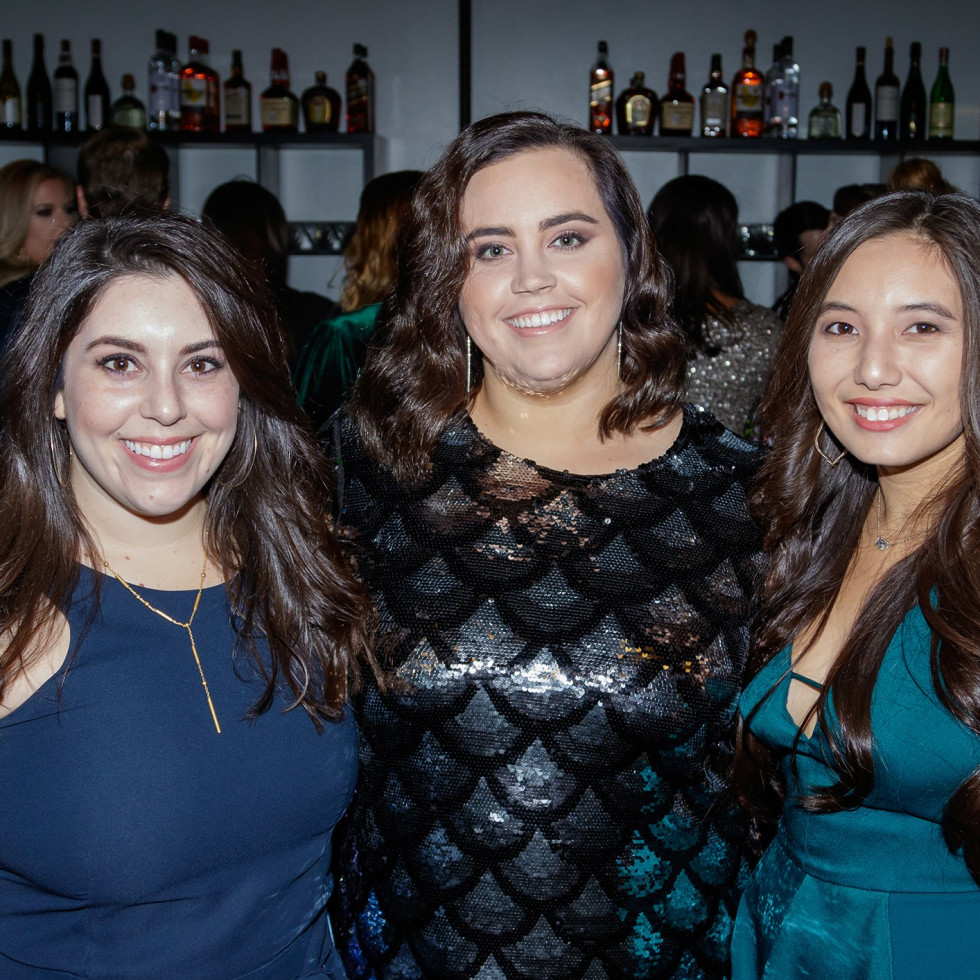 Avery Bonora, Anna Gruber, Catherine Roblin