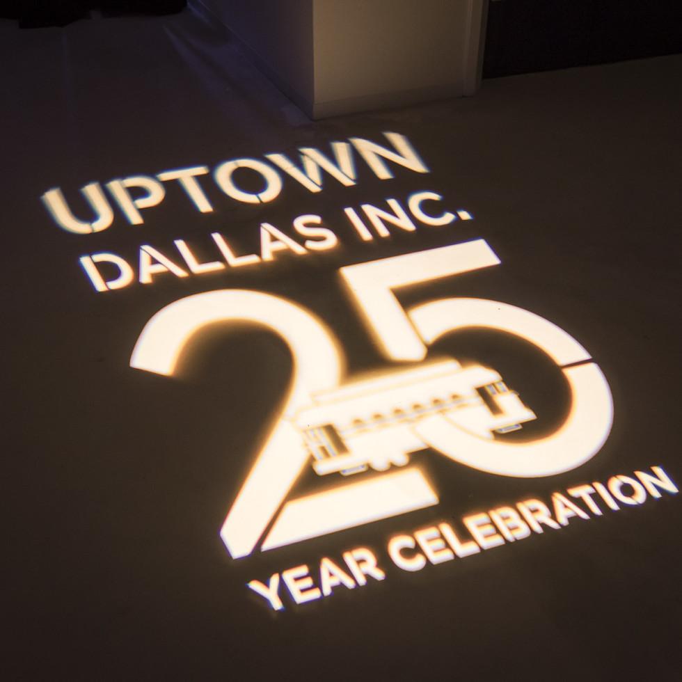 Uptown Dallas Inc. signature dinner