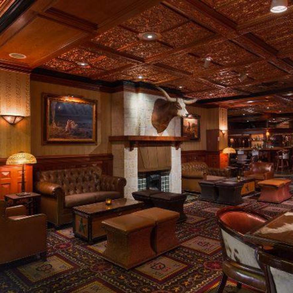 Driskill Bar Austin