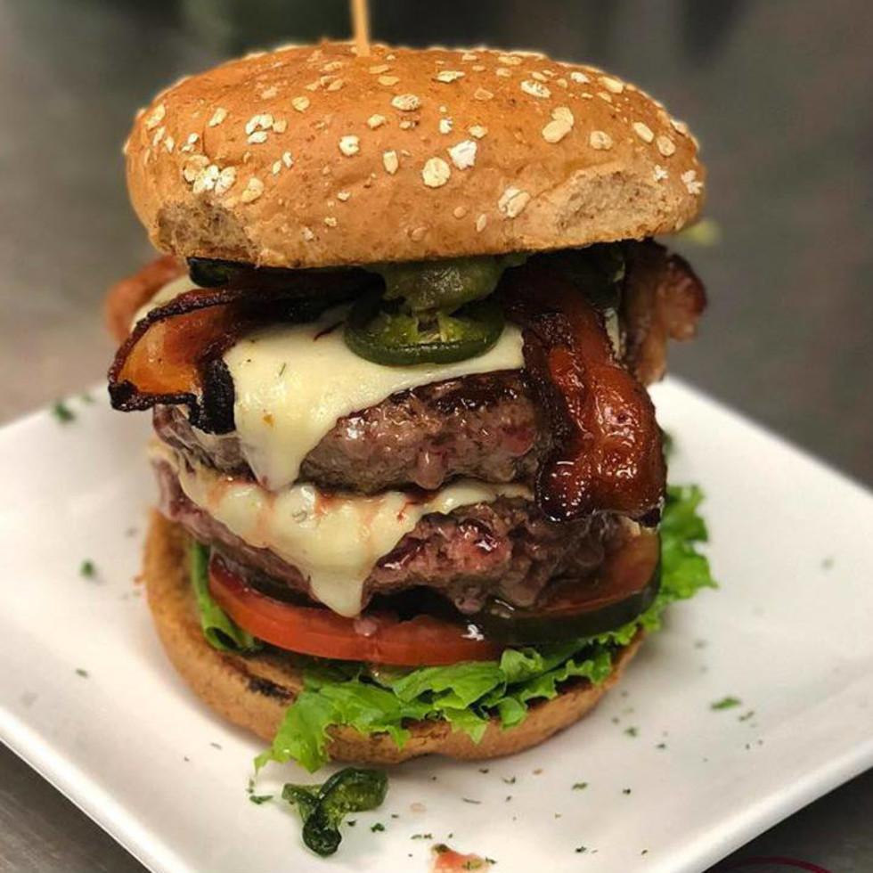 Guru Burgers