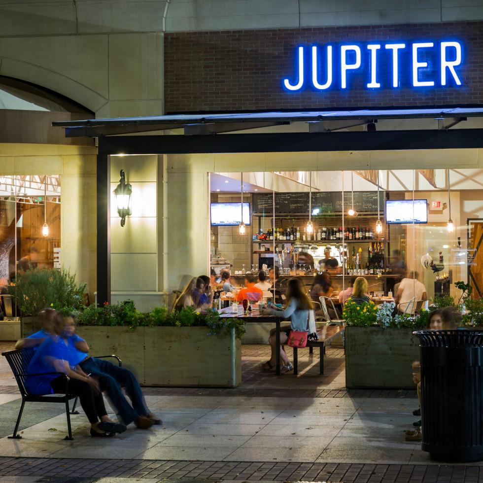 Jupiter Pizza exterior
