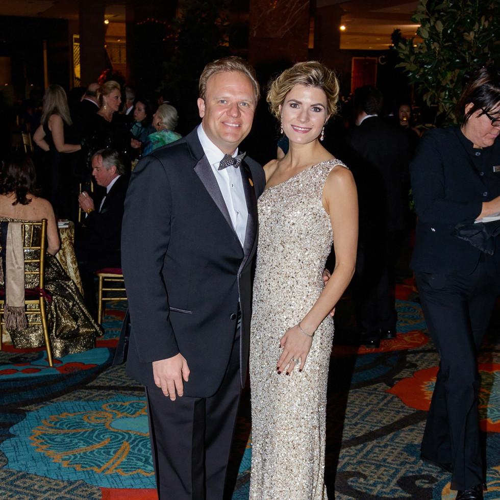 Michael Catrino, Claire Catrino