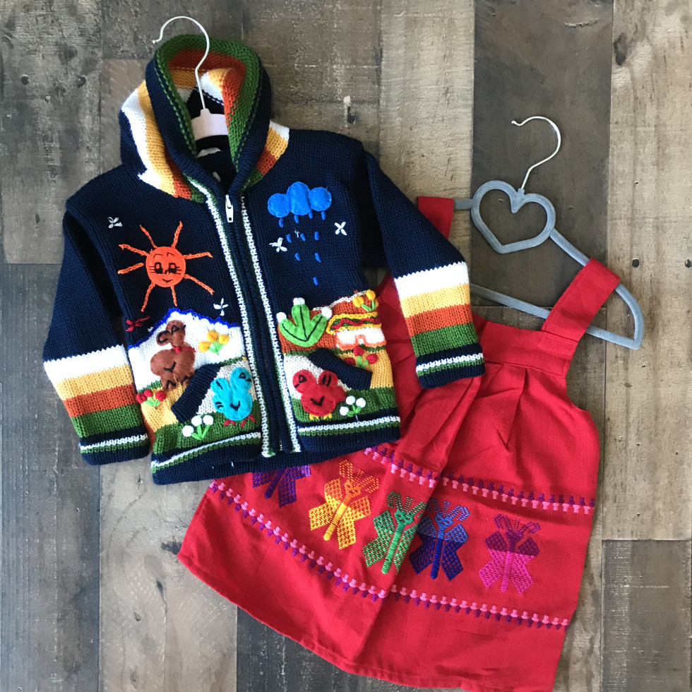 Folklore and Tradition children's clothes