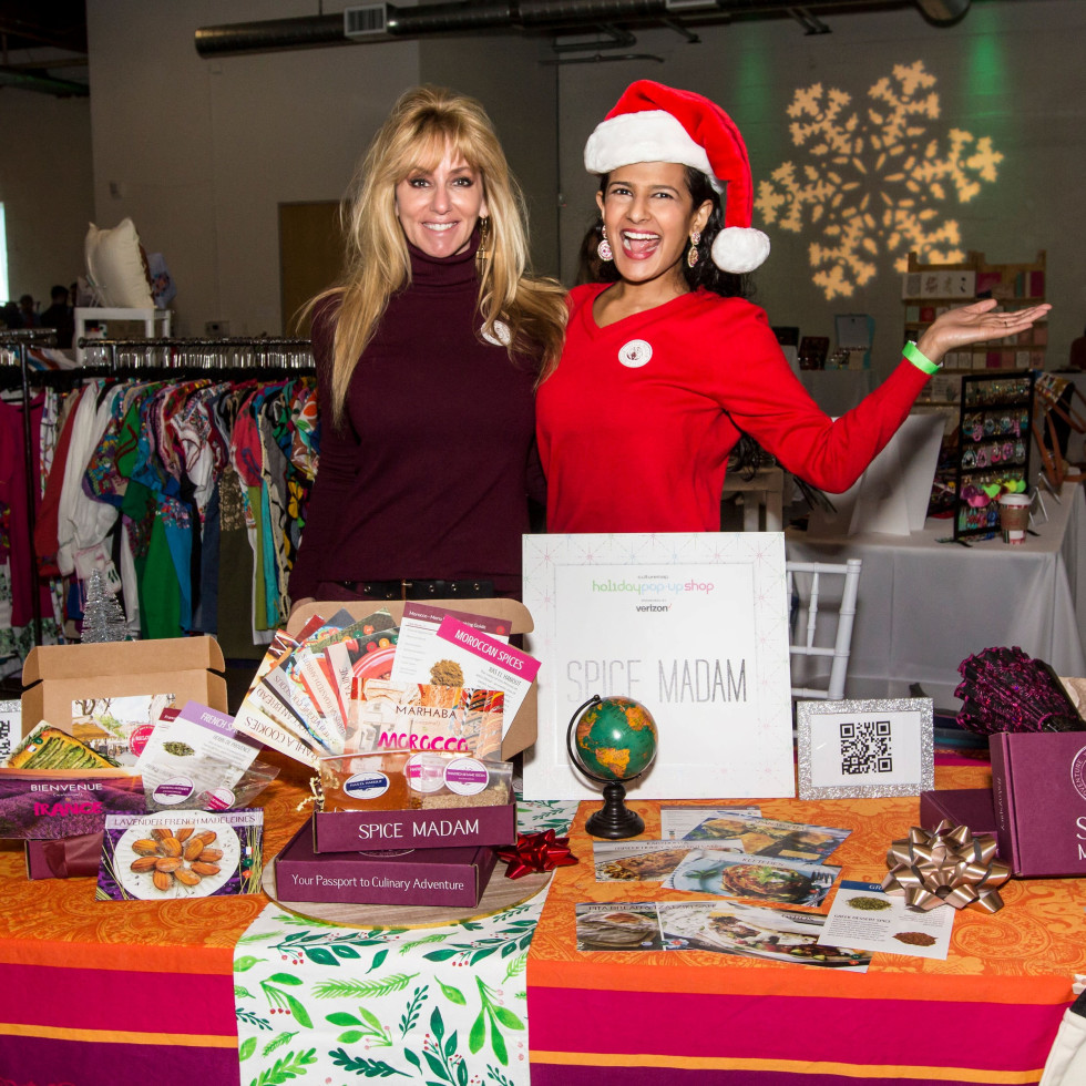 CultureMap Holiday Pop-up Shop 2018