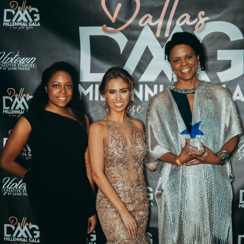Eunice Aderemi, Christiana Yebra, Alicia Morgan