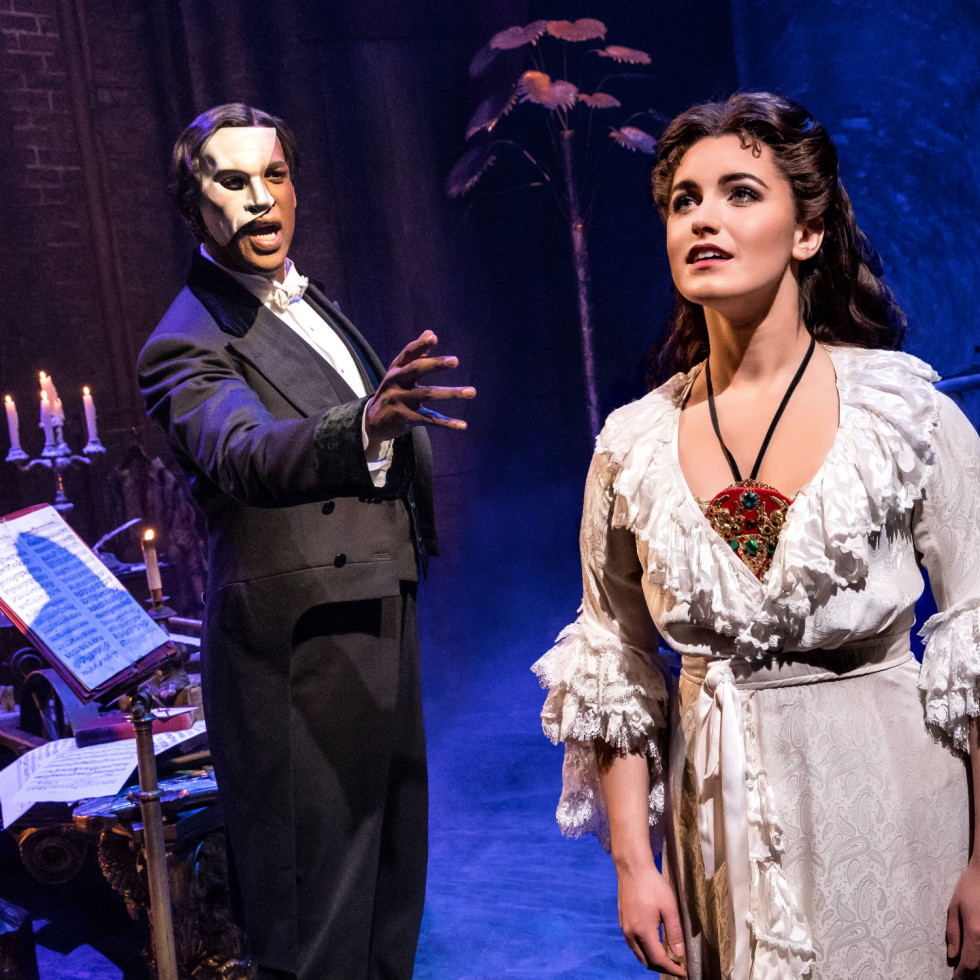 Phantom of the Opera 2018 tour