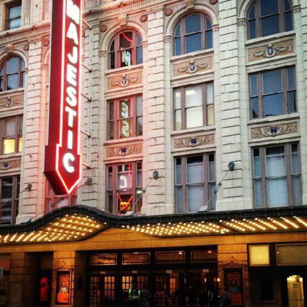 Majestic Theatre in Dallas