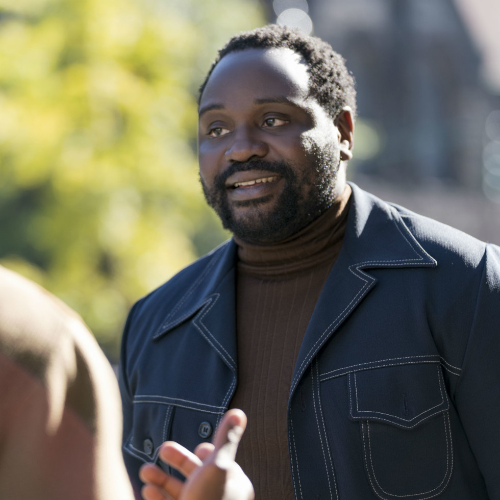 Brian Tyree Henry in If Beale Street Could Talk