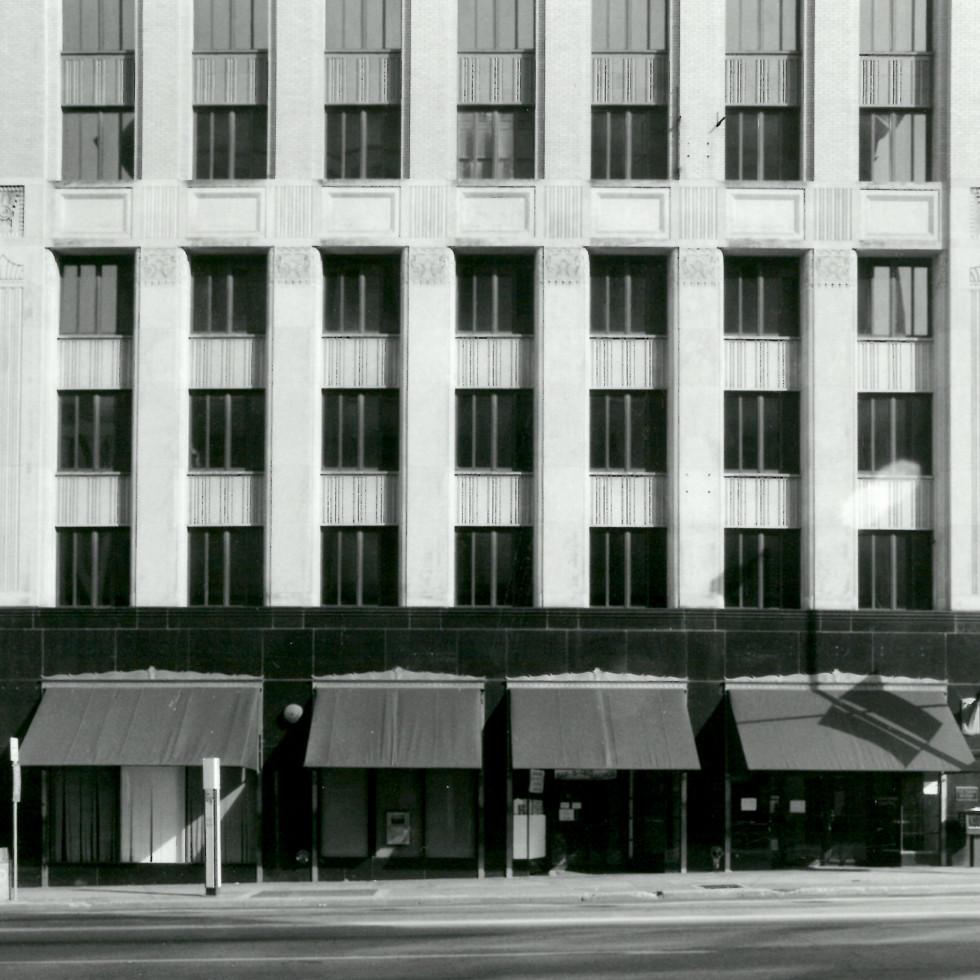 Cambria Hotel in late 1980s