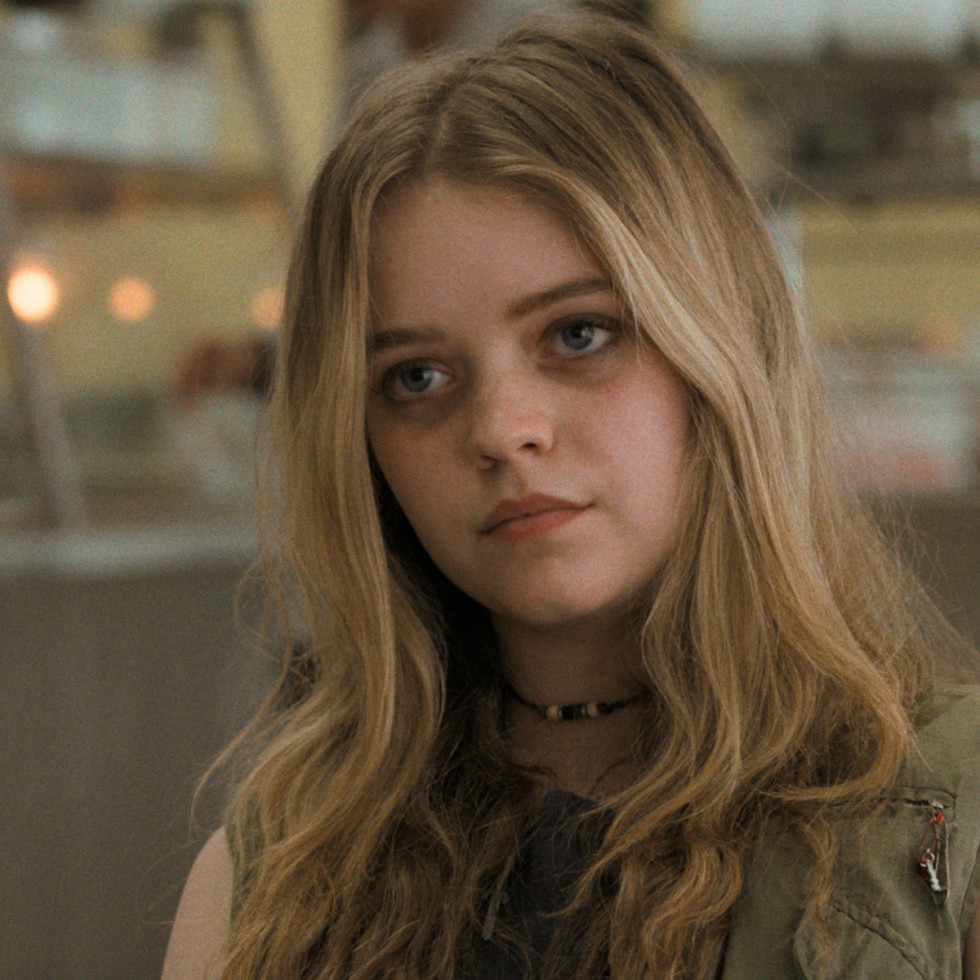 Jade Pettyjohn in Destroyer