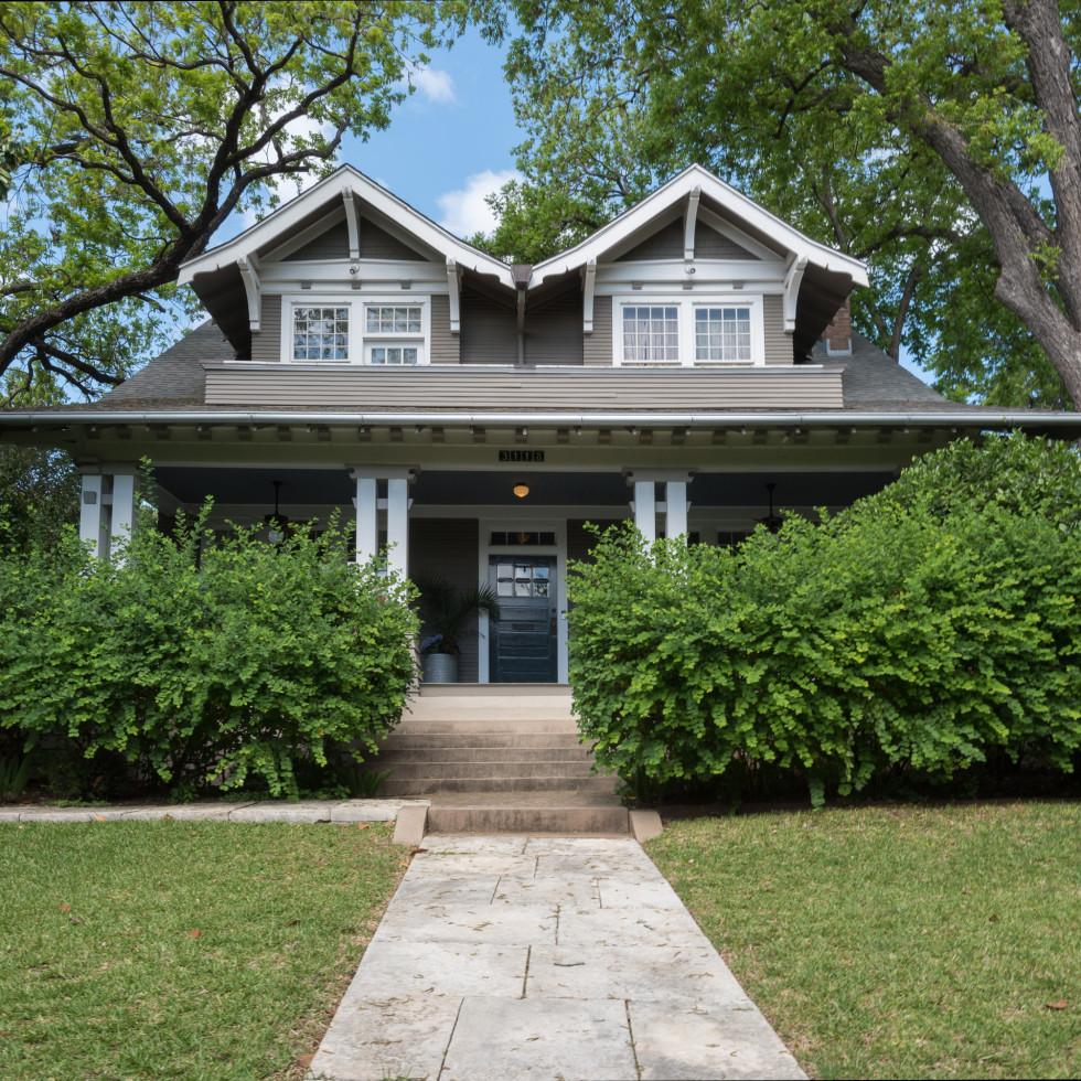 Preservation Austin Homes Tour 2019