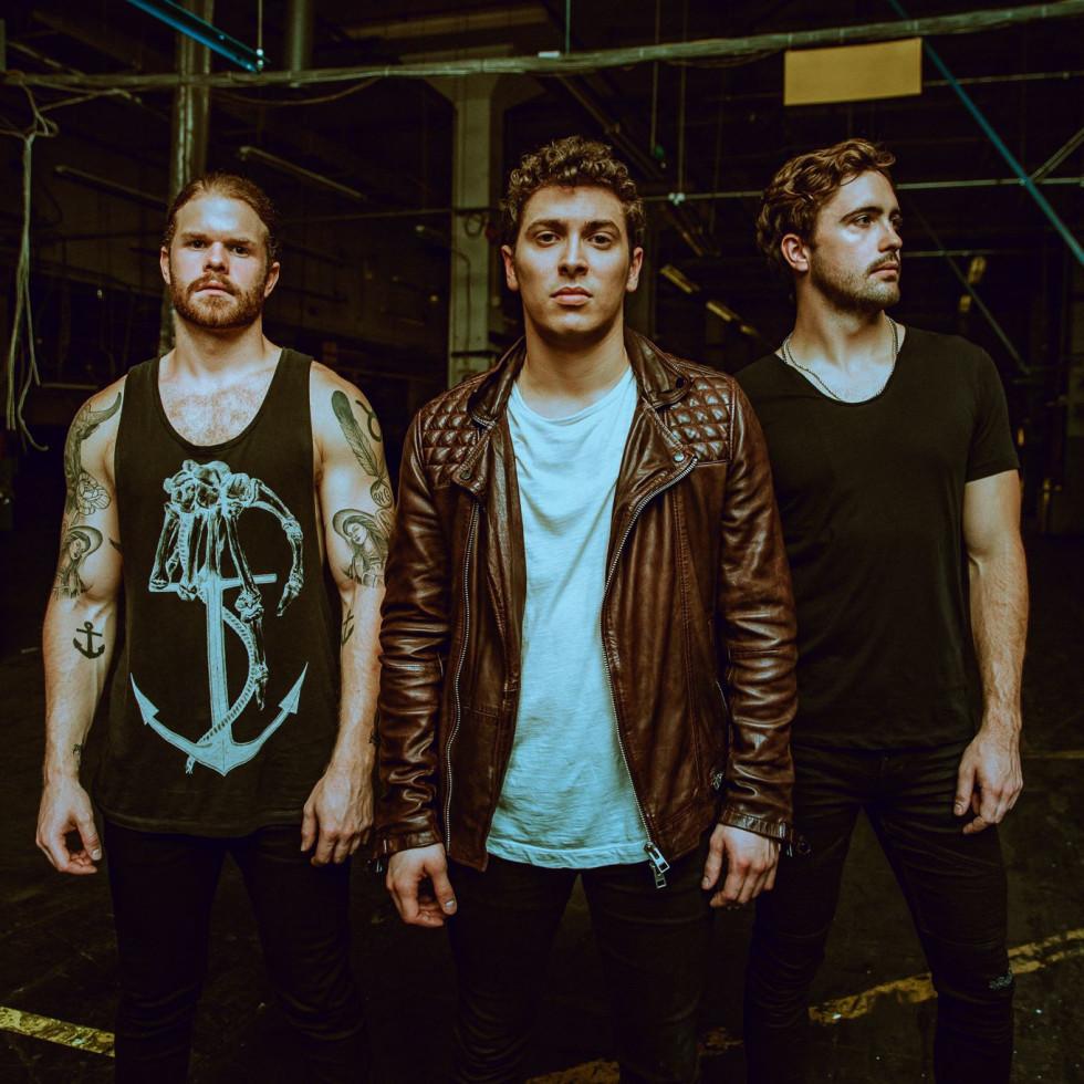 Culture Wars band trio