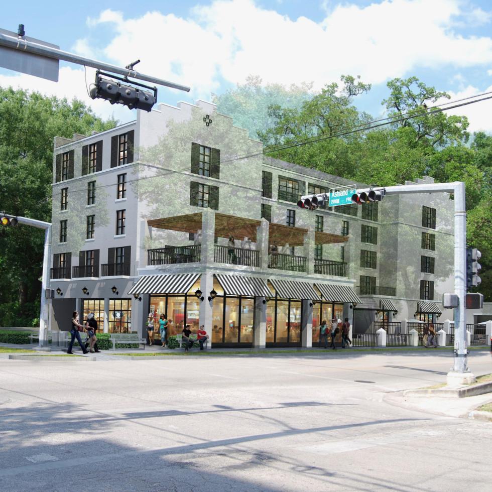 Maison Robert Heights hotel rendering