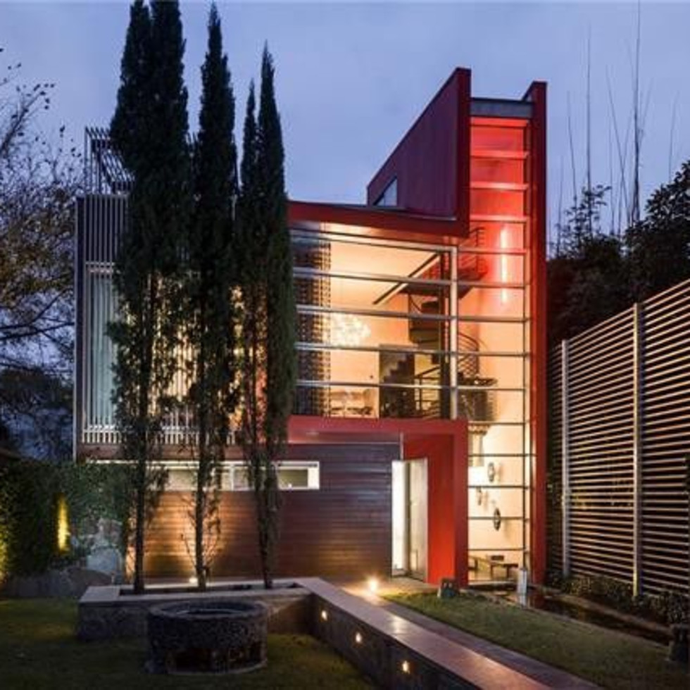 Ramp House