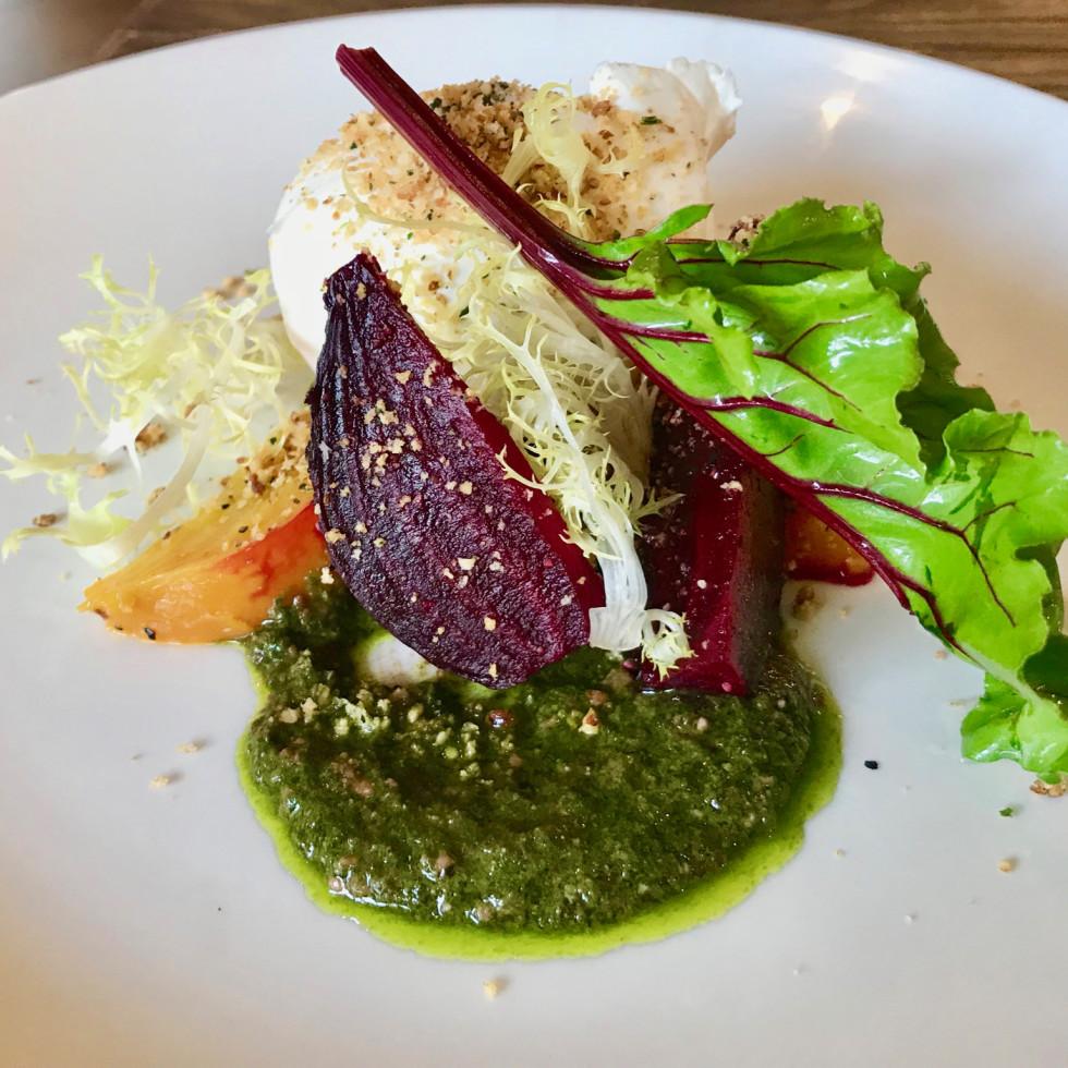 Beet salad 2840 at Dukessa Ross Coleman