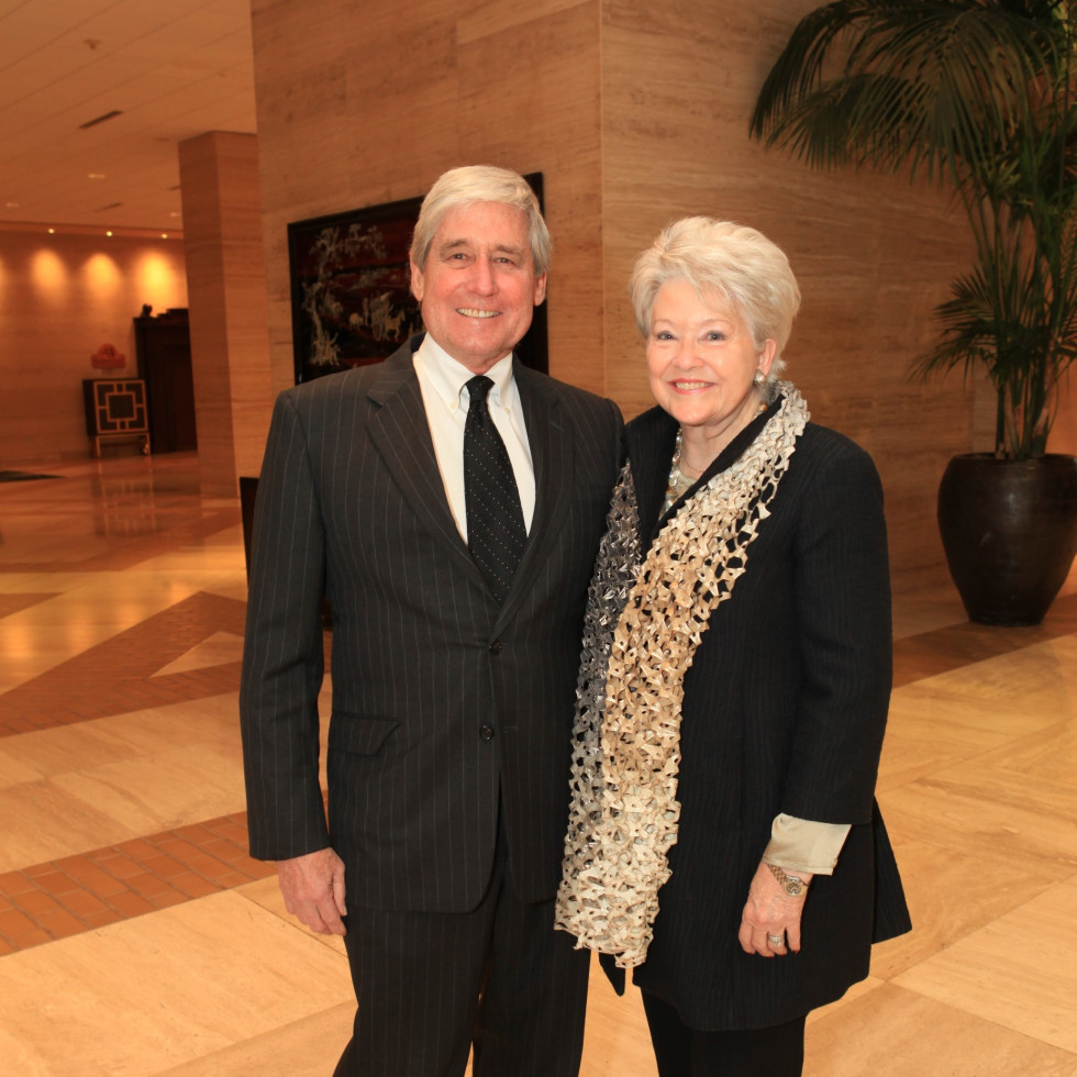 Ray and Margie Francis