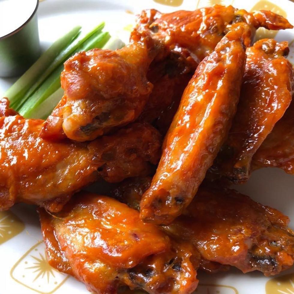 BCK Kitchen chicken wings