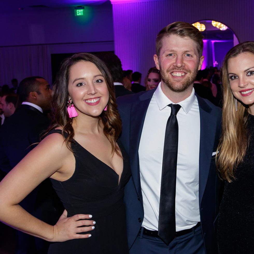 Brittnay White, Grant Field, Meredith Weaver
