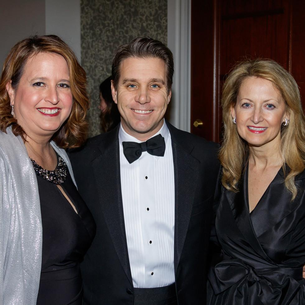 Catie Enrico, Aaron Enrico, Lynn McBee