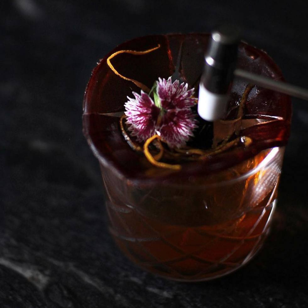 The Pompadour from Bourbon & Banter